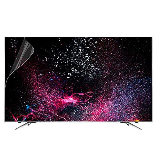 WUK Protector de Pantalla de TV Película de luz Azul antideslumbrante para Filtro de luz Azul de 48-70 Pulgadas Versión HD Protectores de Pantalla de Monitor Accesorios de TV LCD