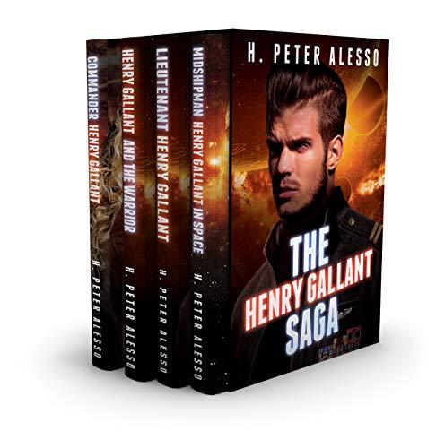 The Henry Gallant Saga - Books 1-4 (English Edition)