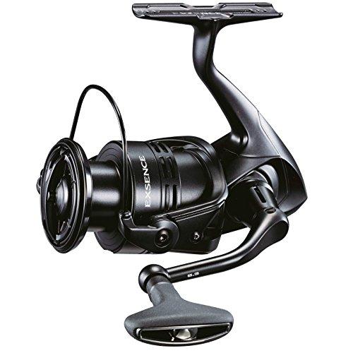 Shimano Exsence EXS4000MXG SW Spinning Fishing Reel, Gear Ratio: 6.2:1,Black