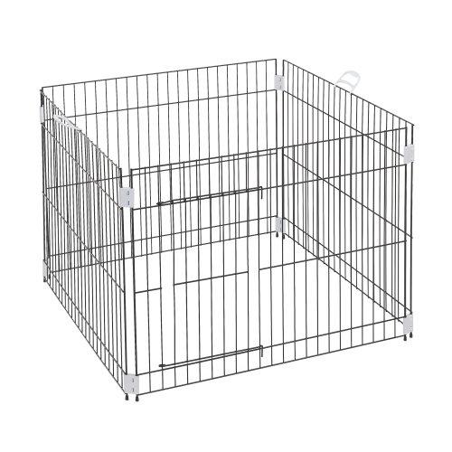 Ferplast Fence Puppies Box para perros de entrenamiento de perros...