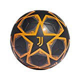 Adidas Unisexe - Adulte Fin 20 Juve CLB Ballon de Football, Mixte - Adulte, GJ5415, Noir/Gris/bahora., 5