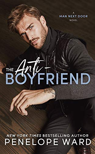 book cover of The Anti-Boyfriend