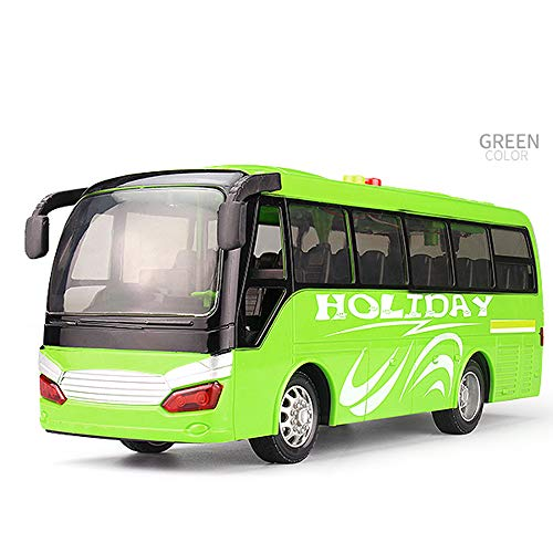 Coche de Juguete para niños Modelo autobús Escolar/autobús/inercia Musical Coche/Modelo Bus Juguete niño