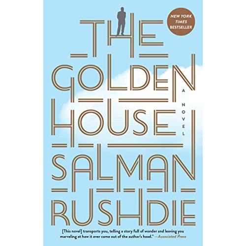 The Golden House cover art