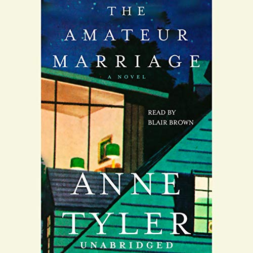 Page de couverture de The Amateur Marriage