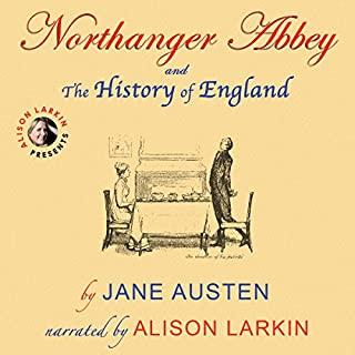 Northanger Abbey and the History of England (Annotated) audiobook cover art