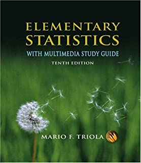 Best free elementary statistics study guide Reviews