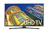 Samsung UN60KU6300 60-Inch 4K Ultra HD Smart LED TV (2016 Model) (Renewed)