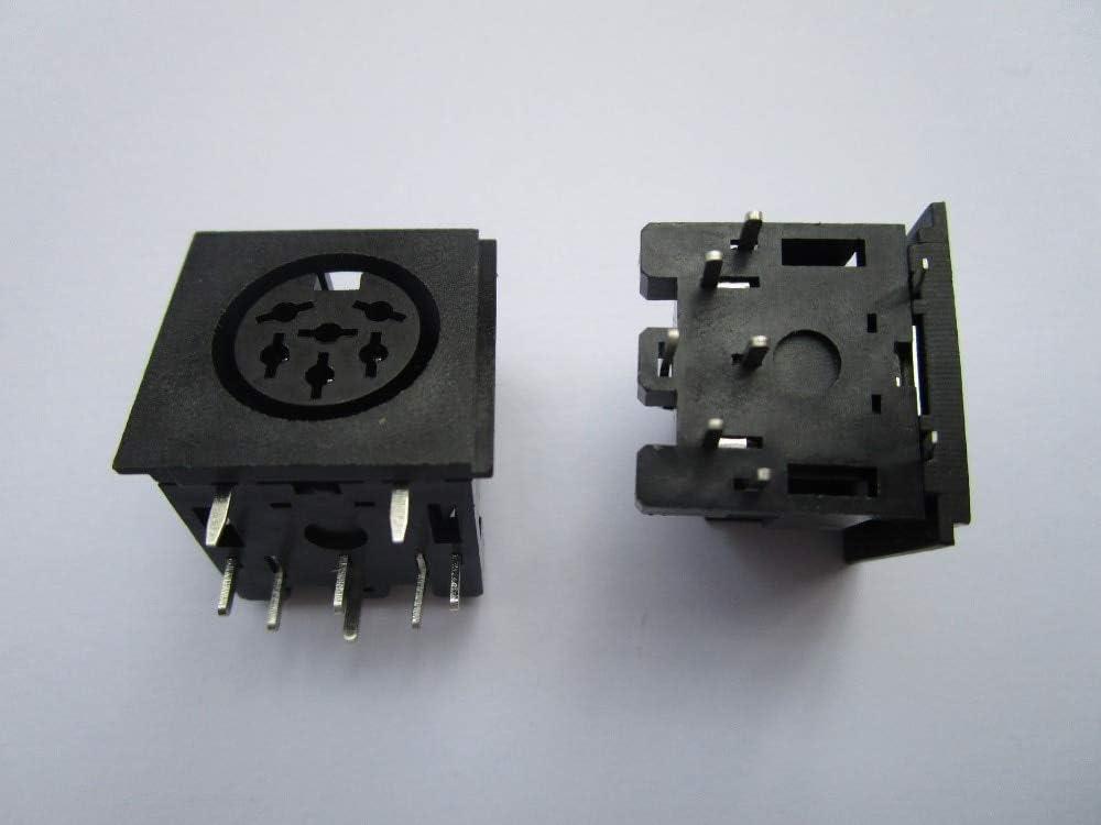 Davitu Electrical Equipments Supplies - Large discharge sale pcs DIN 80 Jack 5 ☆ very popular Circular