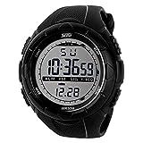 Relógio, Digital, Skmei, 1025, Masculino, Preto