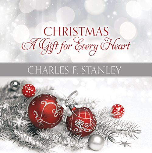 Christmas audiobook cover art