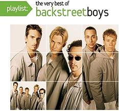 PLAYLIST: THE VERY BEST OF BACKSTREET BOYS(CD-EXTRA)