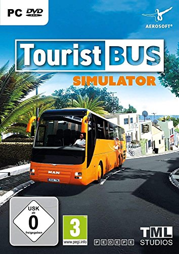 Tourist Bus Simulator (PC) (New)