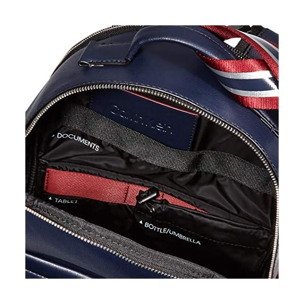 51lv2d8kKPL. SS600  - Calvin Klein Flex 2g Round Backpack - Shoppers y bolsos de hombro Hombre