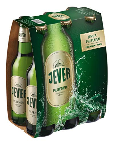 Jever Pils MEHRWEG (6 x 0.33 l)