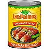 Las Palmas Enchilada Sauce, Medium, 19 Ounce (Pack of 12)