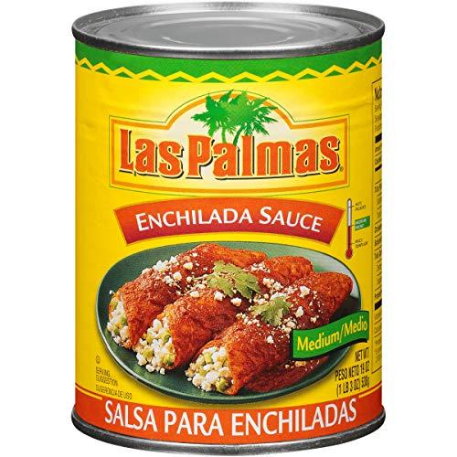 Las Palmas Enchilada Sauce