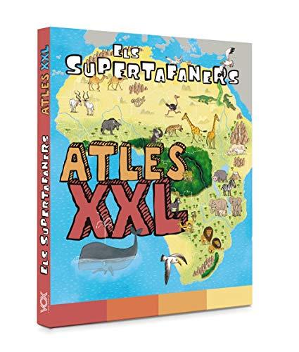 Els supertafaners. Atles XXL (Vox - Infantil / Juvenil - Català - A Partir De 5/6 Anys - Els Supertafaners)