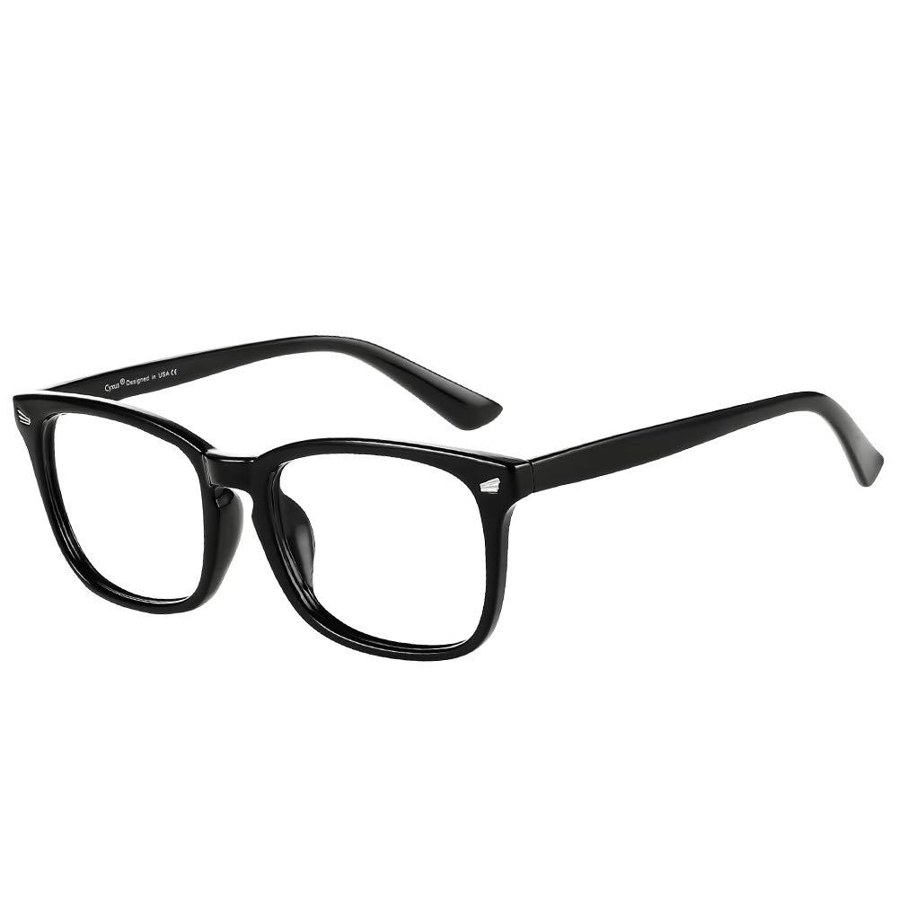 Cyxus Computer Blocking Eyestrain Transparent