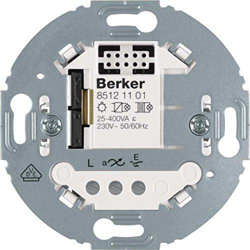 Berker Schalteinsatz 1fach Serie 85121101 1930 Elektronischer Schalter 4011334438229