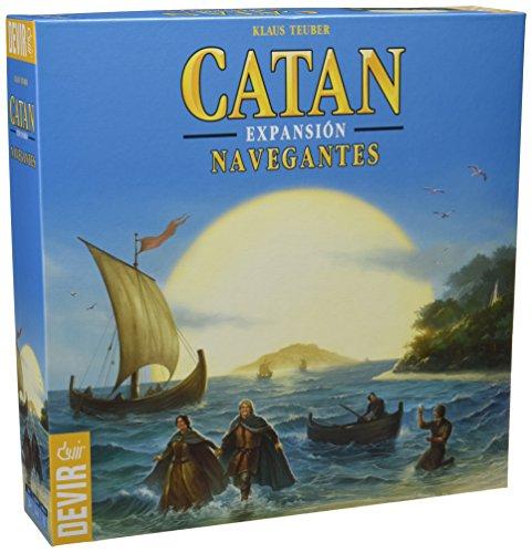 Devir - Catan, expansión Navegantes, jue...