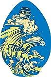 Slidz Tidal Skimboard Mixte Enfant, Bleu, Taille 31
