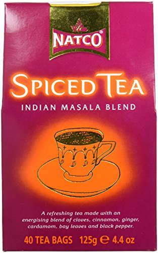 Natco Spiced Tea Indian Masala Blend - 125 gr
