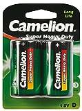 Pile camelion Mono Green r20 Mono, 1,5 v, Zinc-CHL