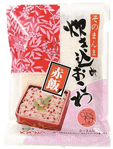 名古屋食糧 炊き込みおこわ赤飯 ([もち米350g、具280g]×10袋セット)