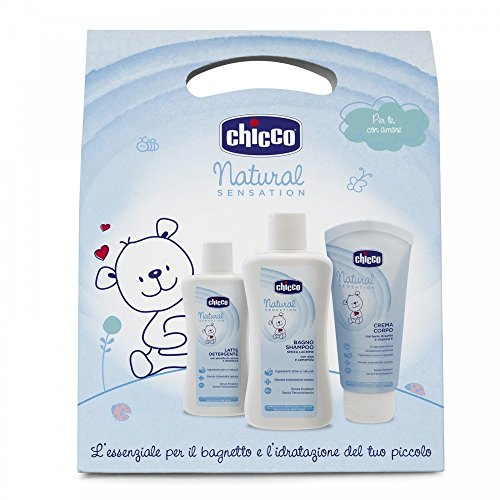 CHICCO Trial Set Chicco Natural Sensation