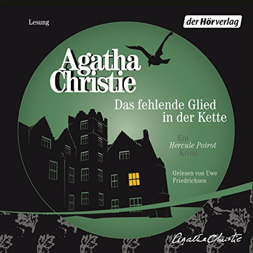 Das fehlende Glied in der Kette audiobook cover art