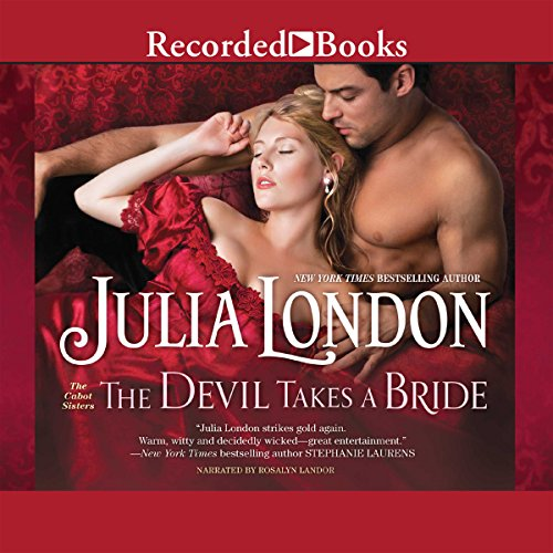The Devil Takes a Bride audiobook cover art