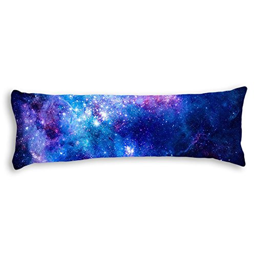 UTF4C Colorful Pink Blue Galaxy Nebula Pattern Machine...
