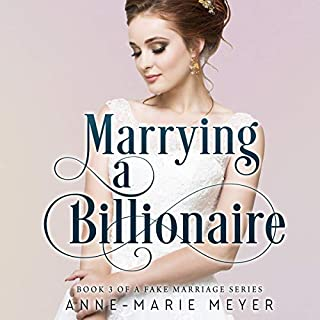 Marrying a Billionaire audiobook cover art
