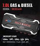 Zoom IMG-1 autogen avviatore batteria auto 2000a