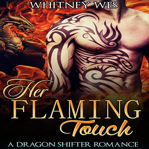 Paranormal: Her Flaming Touch audiobook cover art