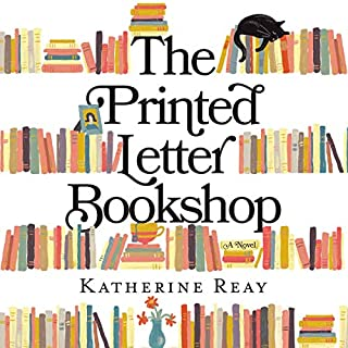 The Printed Letter Bookshop audiobook cover art