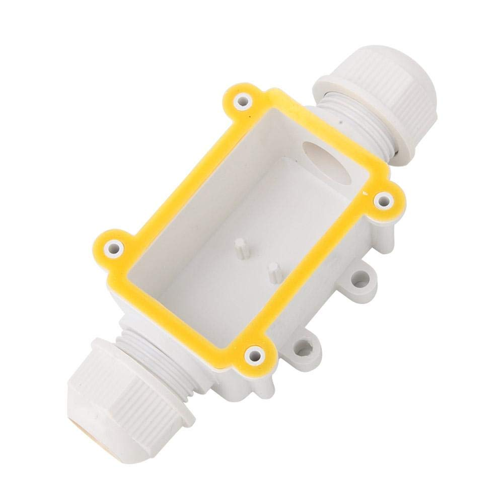 Max 80% OFF Junction Box IP68 Waterproof Outdoor 2 Cable Tulsa Mall Electrical Con Way