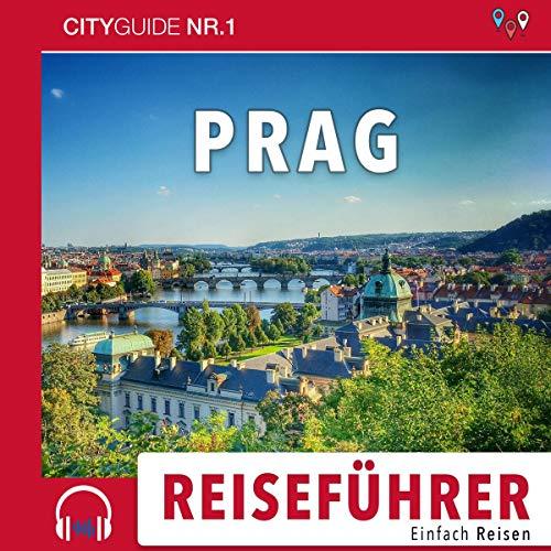 Page de couverture de Reiseführer Prag [Guide to Prague]