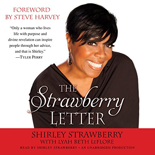 The Strawberry Letter audiobook cover art