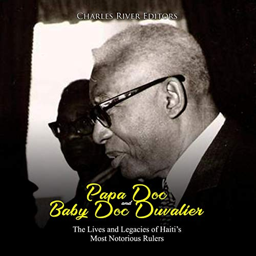 Papa Doc and Baby Doc Duvalier  By  cover art