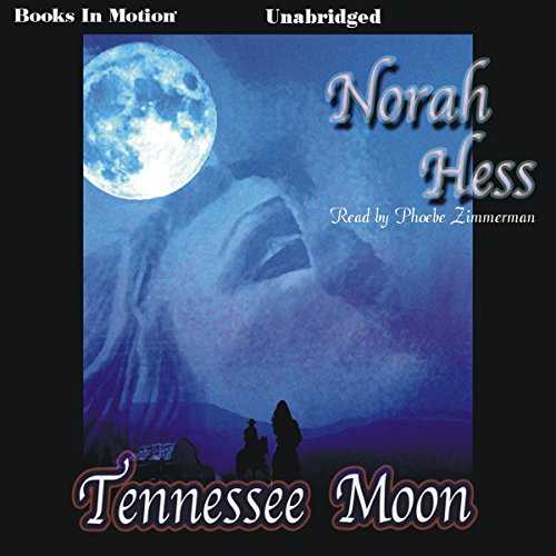 Tennessee Moon audiobook cover art