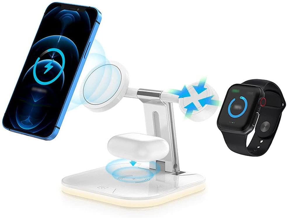 Naisde 3 in Sale Special Price 1 55% OFF Magnetic Wireless Do Station Fast Charging Charger