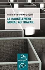 Le harcèlement moral au travail de Marie-France Hirigoyen