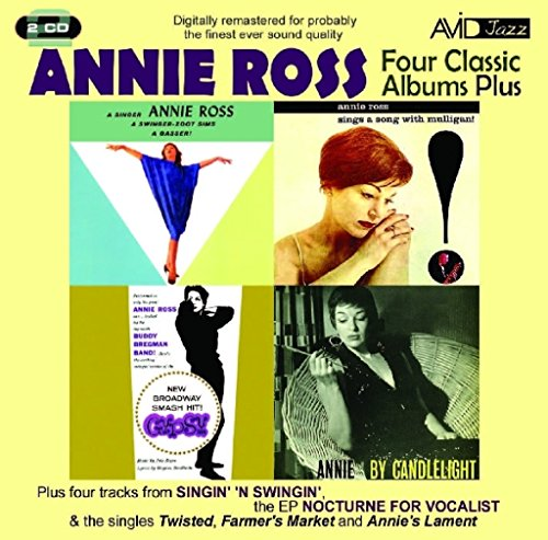 Four Classic Albums Plus (Annie By Candlelight / Gypsy / A Gasser / Sings A Song With Mulligan)