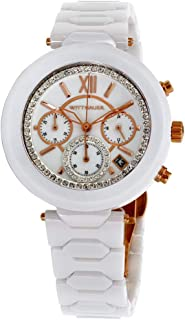 Wittnauer Taylor Quartz Movement White Dial Ladies Watch WN4030