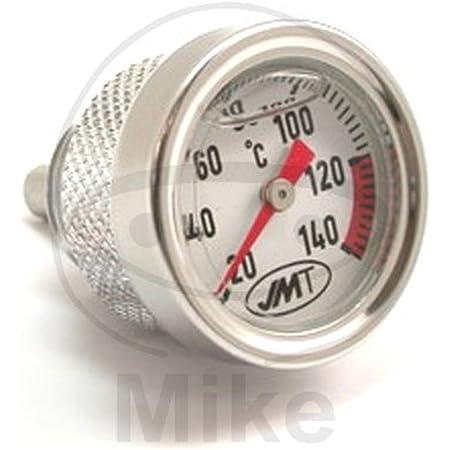 14 5cm Motorrad Öltank Öl Messstab Temperatur Peilstab Für Roller Atv Auto