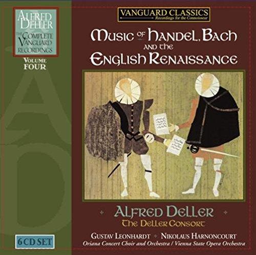 Alfred Deller-die Vanguard-Aufnahmen Vol.4