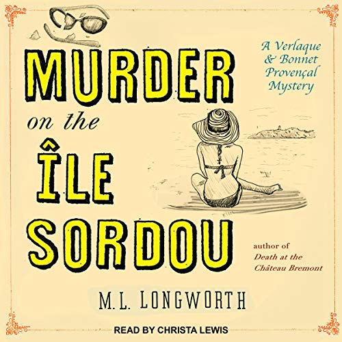 Murder on the Ile Sordou audiobook cover art