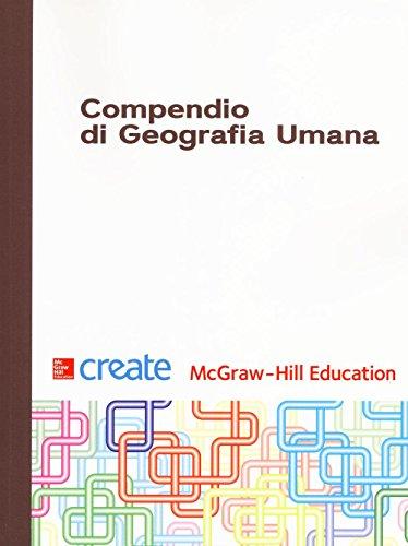 Compendio di geografia umana